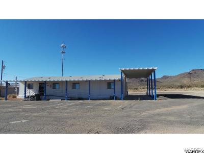 Kingman Commercial For Sale: 4265 N Stockton Hill Rd