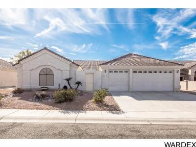 Fort Mohave Single Family Home For Sale: 2198 E Emerald River Ct