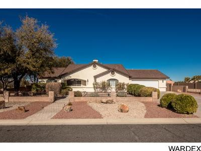 Kingman Single Family Home For Sale: 949 Mountain Trail Rd