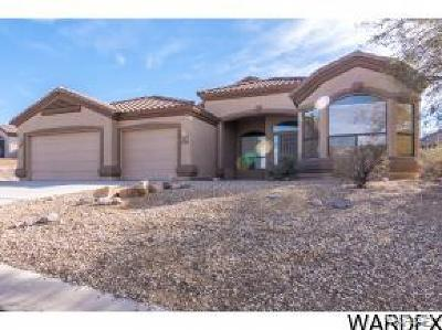 Bullhead City Single Family Home For Sale: 2786 Huntridge Way