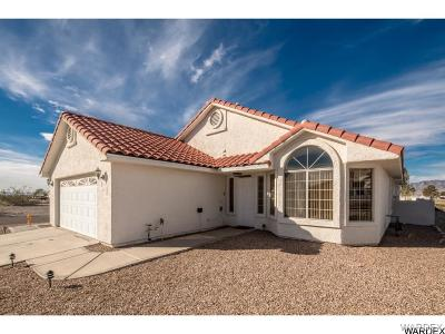 Fort Mohave Single Family Home For Sale: 1822 E Fairway Bend