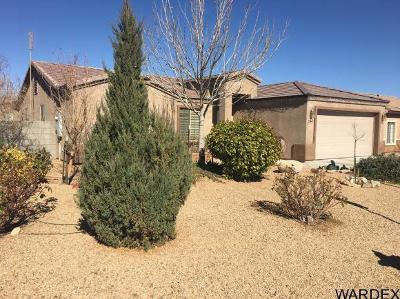Kingman Single Family Home For Sale: 2843 E Casa Bonita