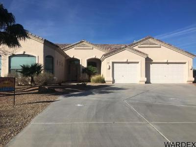 Lake Havasu City Single Family Home For Sale: 3765 Surrey Hills Ln