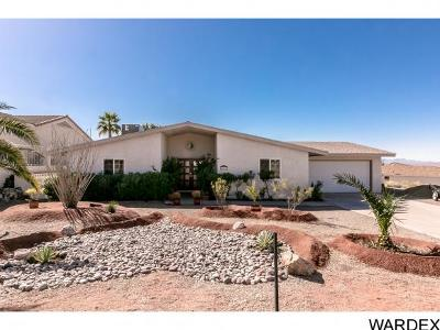 Lake Havasu City Single Family Home For Sale: 2860 Briarcrest Dr