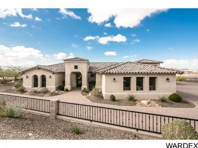 Lake Havasu City AZ Single Family Home For Sale: $1,195,000