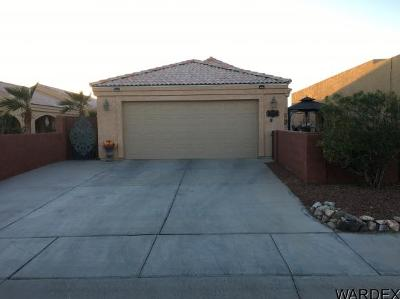 Fort Mohave Single Family Home For Sale: 4699 S Lindero Dr