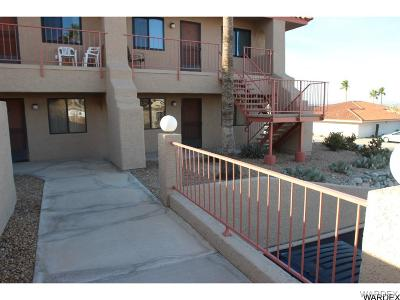 Lake Havasu City Condo/Townhouse For Sale: 1957 Mesquite Ave 52 #52