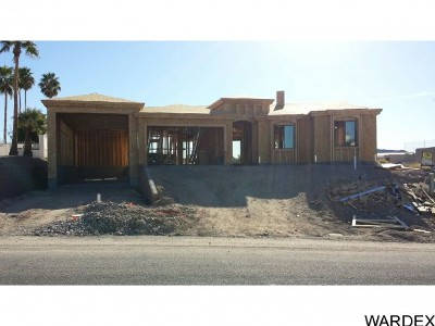 Mohave County Single Family Home For Sale: 2730 Paseo Verde
