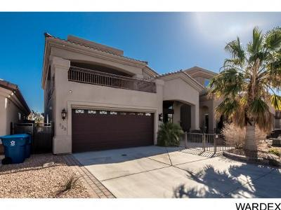 Lake Havasu City Single Family Home For Sale: 723 Malibu Dr