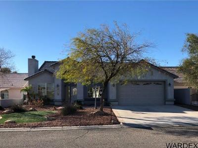 Fort Mohave Single Family Home For Sale: 5629 S Desert Lakes Dr