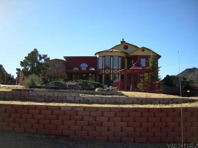 Kingman Single Family Home For Sale: 2715 S Glenn Dr
