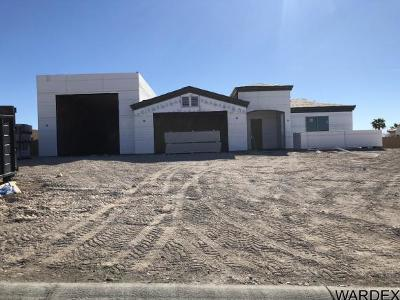 Bullhead City Single Family Home For Sale: 2882 Cresthill Dr