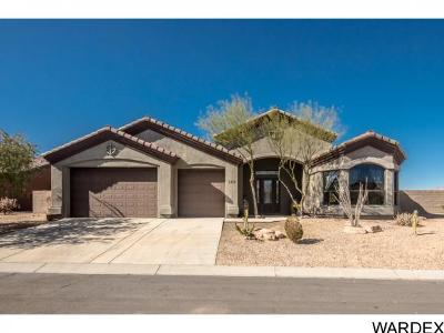 Bullhead City Single Family Home For Sale: 1215 Inverness