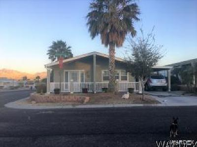 Mohave County Manufactured Home For Sale: 2541 Crested Butte