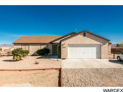 Kingman AZ Single Family Home For Sale: $199,000