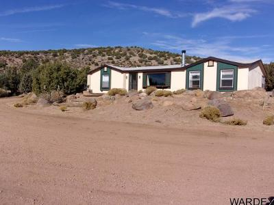 Mohave County Manufactured Home For Sale: 21095 E McKenzie Drive