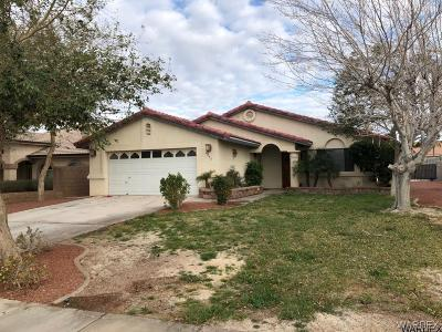 Bullhead City Single Family Home For Sale: 2257 Shadow Canyon Dr