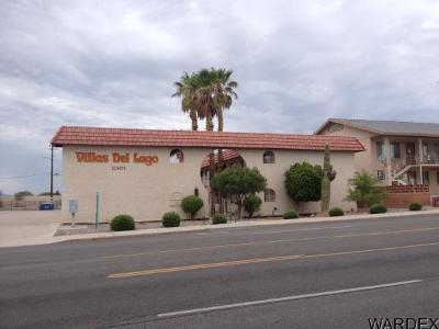 Lake Havasu City Condo/Townhouse For Sale: 2301 McCulloch Blvd N #M