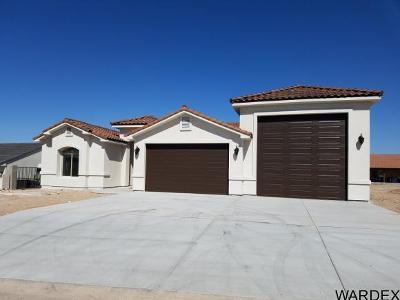 Bullhead City Single Family Home For Sale: 3395 Sunbeam Dr