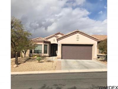 Bullhead City Single Family Home For Sale: 2797 Esmerelda Dr