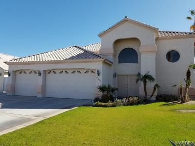 Fort Mohave Single Family Home For Sale: 6108 S Los Lagos Circle