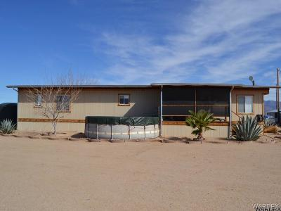 Golden Valley Manufactured Home For Sale: 5988 S Montezuma Trail