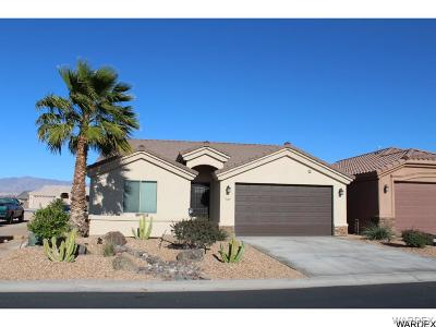 Lake Havasu City Single Family Home For Sale: 739 Malibu Dr