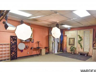 Bullhead City Commercial For Sale: 2350 Miracle Mile #D-360