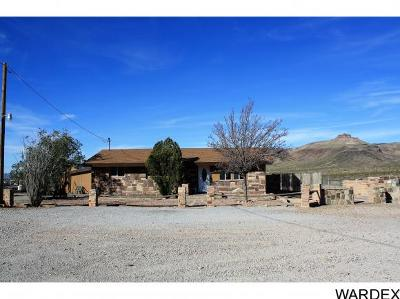Golden Valley Commercial For Sale: 2487 W Oatman Highway