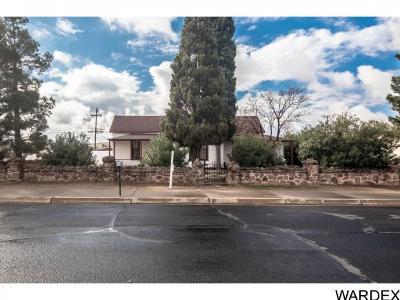 Kingman AZ Single Family Home For Sale: $129,900
