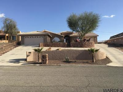 Lake Havasu City Single Family Home For Sale: 3010 Saddleback Dr