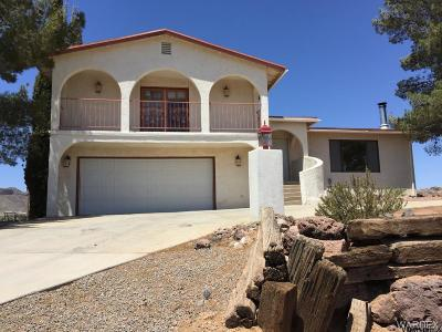 Kingman AZ Single Family Home For Sale: $235,000