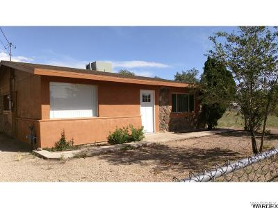 Kingman AZ Single Family Home For Sale: $95,000