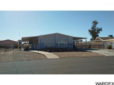 Bullhead City Single Family Home For Sale: 506 Stahlman Dr
