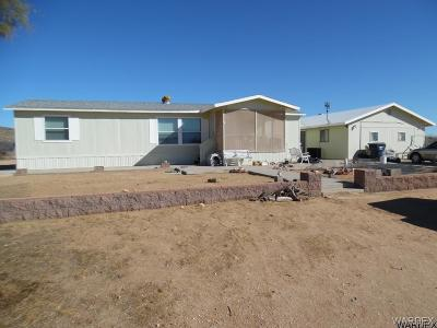 Kingman AZ Manufactured Home For Sale: $170,000