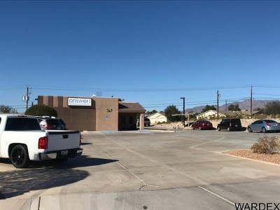 Lake Havasu City Commercial For Sale: 2849 Maricopa Ave