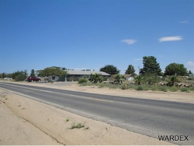 Kingman Residential Lots & Land For Sale: Unk N Stockton Hill Road