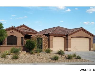 Bullhead City AZ Single Family Home For Sale: $365,000