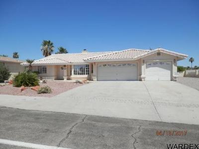 Lake Havasu City Single Family Home For Sale: 138 Mulberry Ave