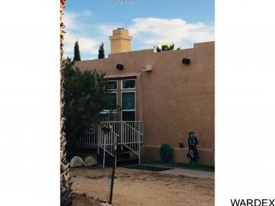 Mohave County Manufactured Home For Sale: 15221 S Alamo Rd