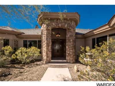 Bullhead City Single Family Home For Sale: 1439 Pioneer Trl