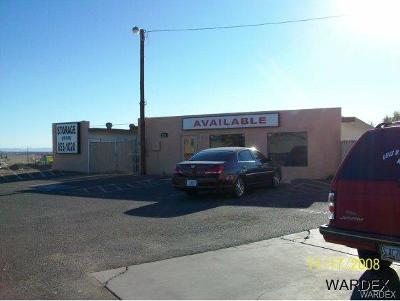 Bullhead City, Golden Valley Commercial For Sale: 2715 Highway 95