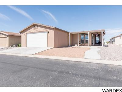 Fort Mohave Manufactured Home For Sale: 1545 E El Rodeo Rd #2 #2