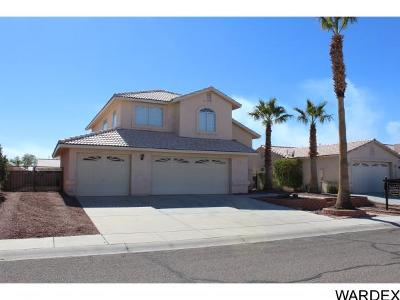 Fort Mohave Single Family Home For Sale: 1906 E Owens Lake Dr