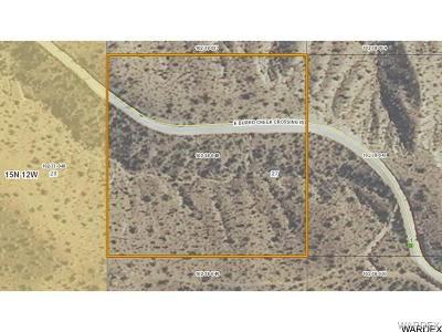 Residential Lots & Land For Sale: E Burro Creek Crossing Rd