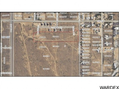 Kingman Residential Lots & Land For Sale: UNK Dylan Ave
