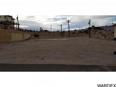 Bullhead City Residential Lots & Land For Sale: 1551 Sierra Vista Dr