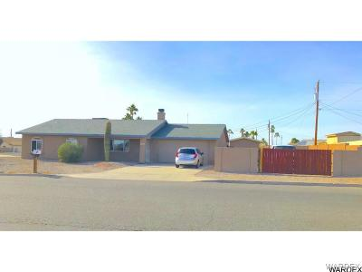 Lake Havasu City Single Family Home For Sale: 3241 Thunderhead Dr