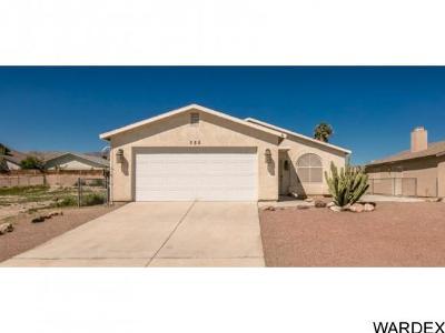 Bullhead City Rental For Rent: 555 Palo Verde Dr