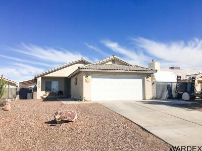 Bullhead City Single Family Home For Sale: 1591 Ash Ave